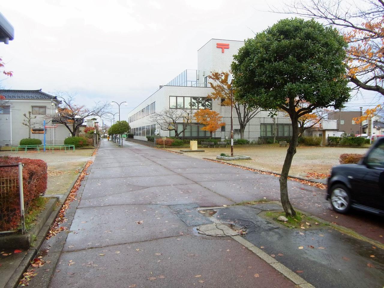 新井田公園(山形県酒田市)