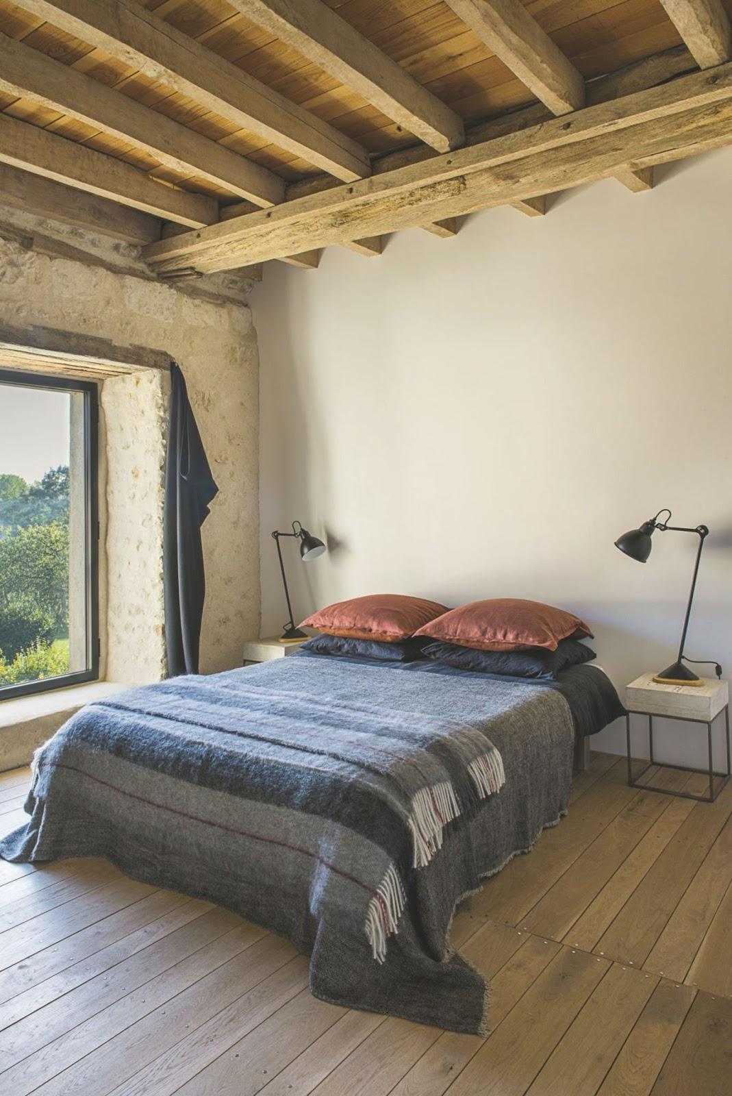 Deco Chambre Avec Poutre Apparente - Fashion Designs