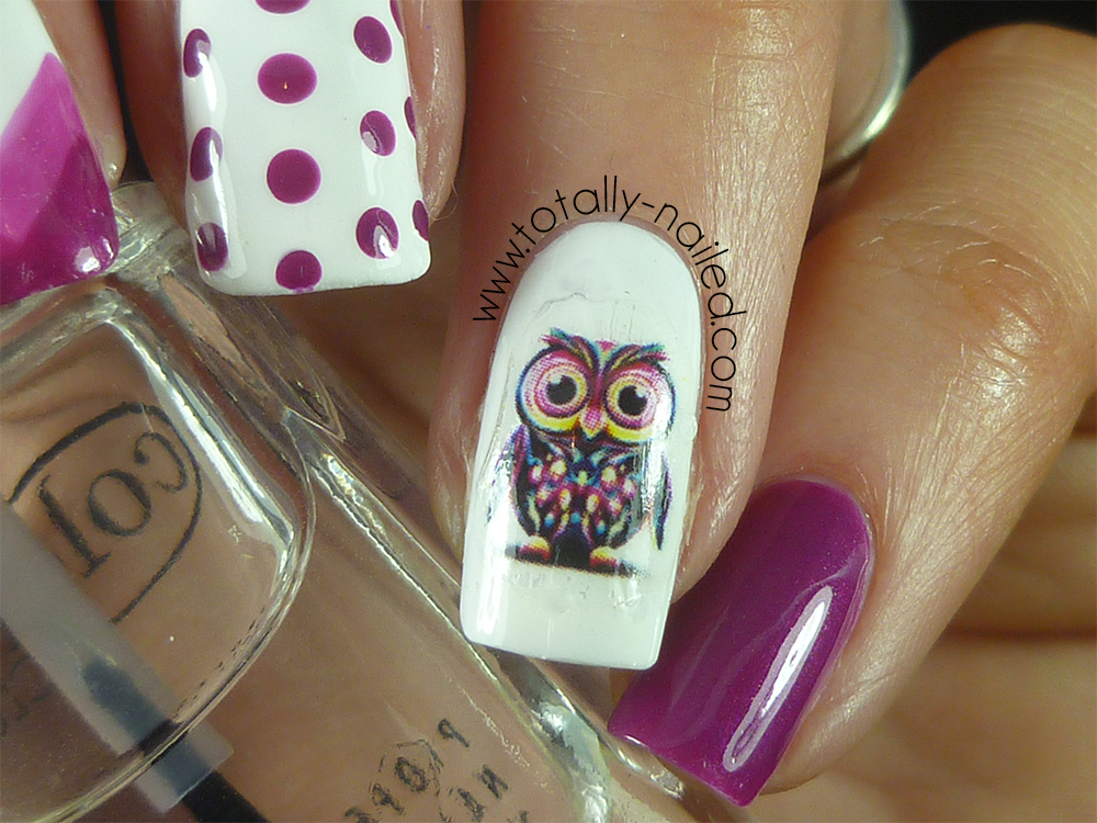 Awesome owl nail ideas gallery prinsesfo Images