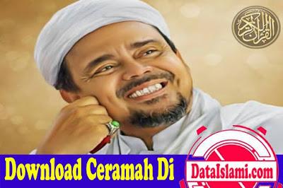 Download Mp3 Ceramah Habib Rizieq Terbaru Dan Terlengkap