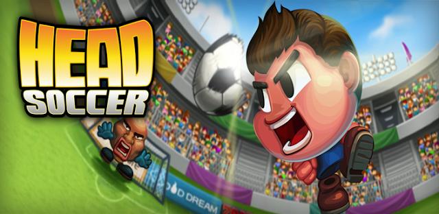 لعبة Head Soccer مهكرة