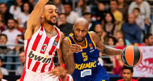 Olympiacos Piraeus - Khimki Moscow region Highlights | Turkish Airlines EuroLeague RS Round 19