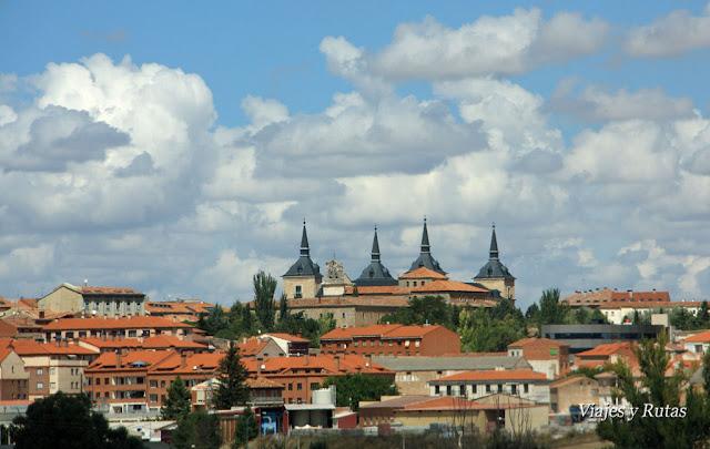 El Palacio Ducal, Lerma, Burgos