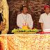 Gubernur Bali Membuka  Pesamuhan Agung Kertha Semaya Trah Dalem (KSTD) Provinsi Bali