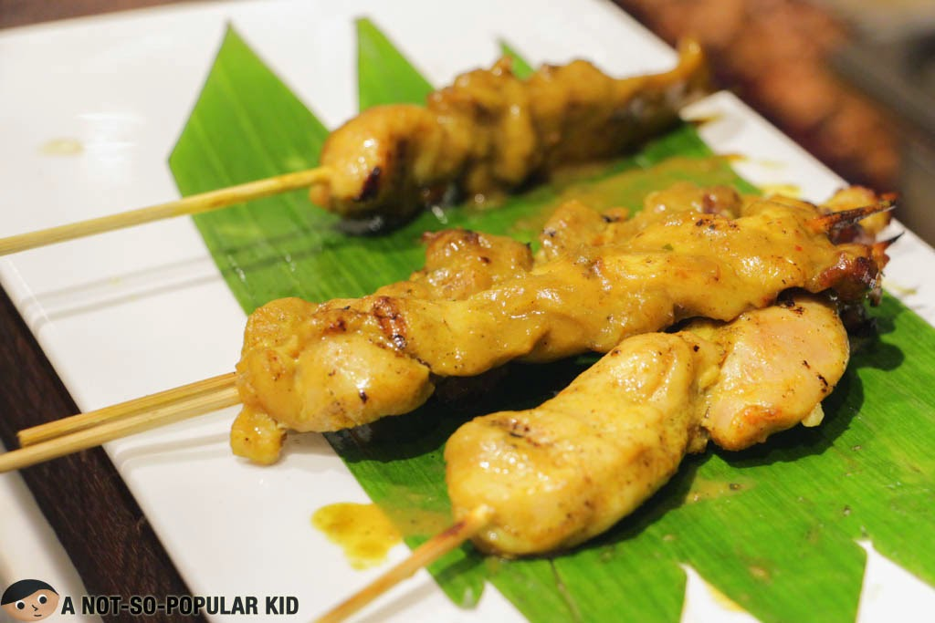 The Interesting Chicken Satay of Vikings