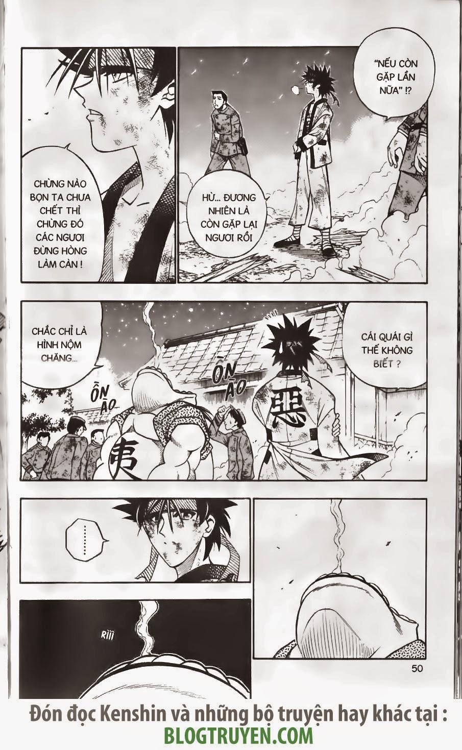 Rurouni Kenshin chap 161 trang 7