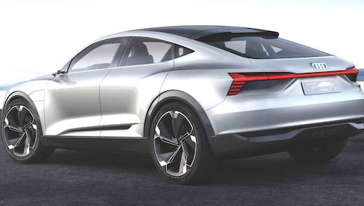 2019 Audi E-Tron Sportback Rumors