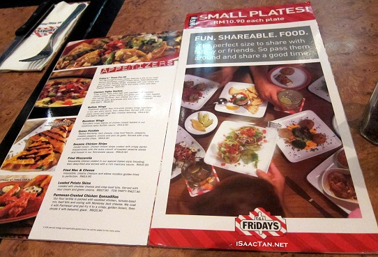 Tgi fridays events