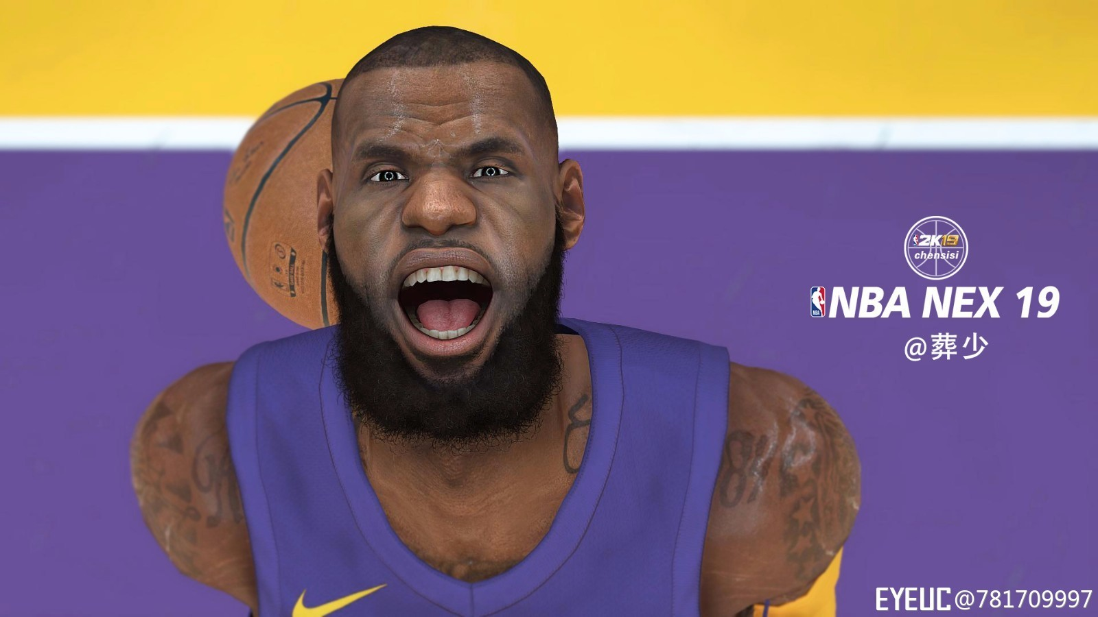 NBA 2K19 - Chensisi Global-NEX v.3.5