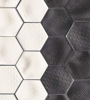 ARREDAMENTO E DINTORNI nuovi pavimenti e piastrelle esagonali