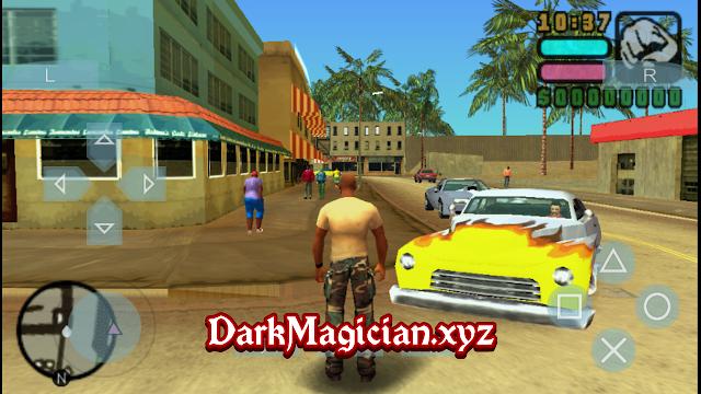 আপনার Android থেকে খেলুন GTA Vice City Highly Compressed PSP Games  68MB 100% Working সাথে Download Link 23