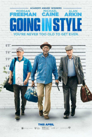 Going in Style [2017] [DVDR] [NTSC] [Latino]