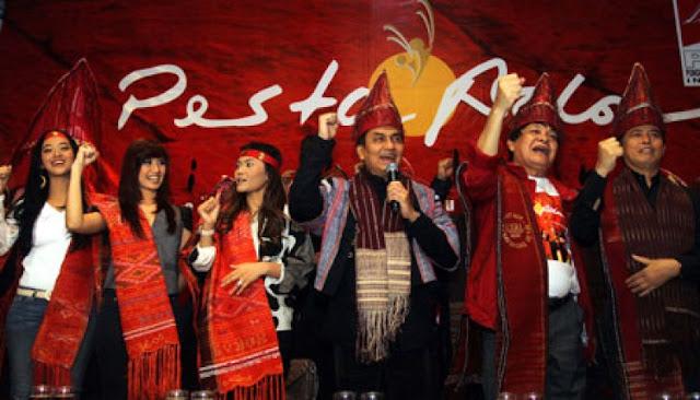 Puncak Acara Pesta Bolon Simbolon Direncanakan Dihadiri Jokowi