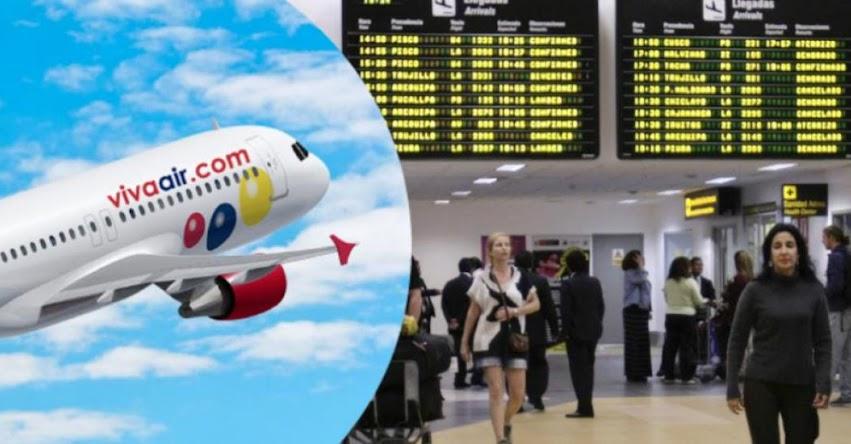 VIVA AIR PERÚ: Línea aérea ya tiene permiso para operar en el Perú y estas son sus 12 rutas [VIDEO]