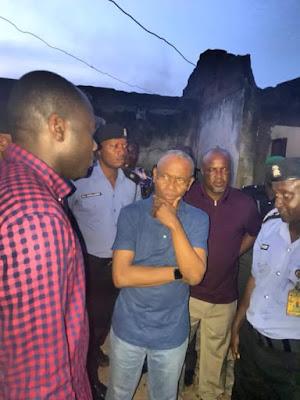 Photos: Scores killed, 15 injured as petrol tanker explodes along Kaduna-Abuja highway