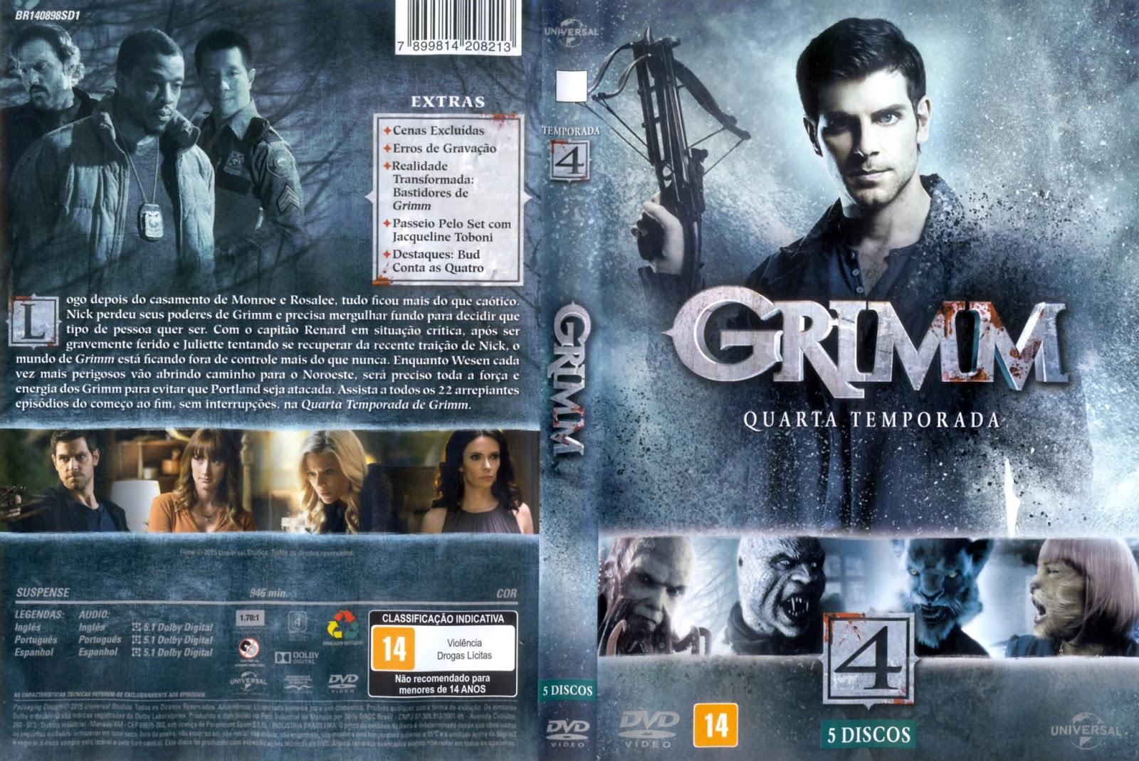 Grimm 4 temporada