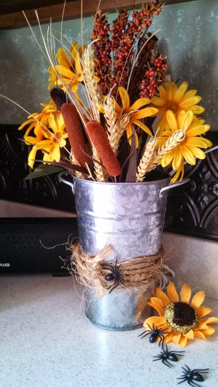 Alaric Flower Design 6 Stylish Halloween Centerpiece Ideas
