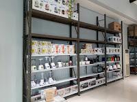 keranjang supermarket rak minimarket dari kayu rak etalase toko distributor minimarket rak toko minimalis gondola minimarket contoh rak toko