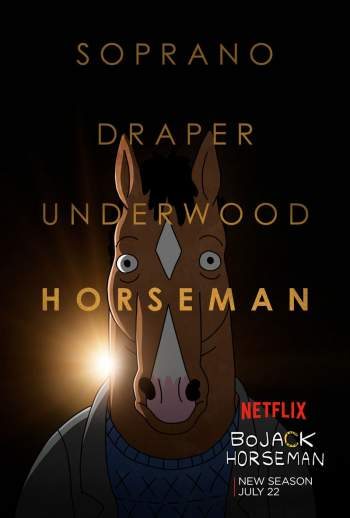 BoJack Horseman 3ª Temporada Torrent - WEBRip 720p/1080p Dual Áudio
