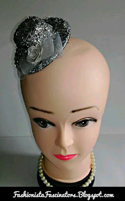 Silver fascinator hats for sale in Kenya