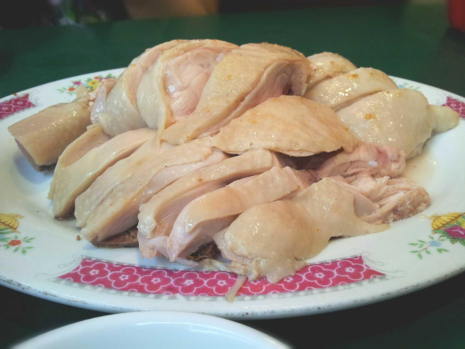 Special Hong Kong Chicken