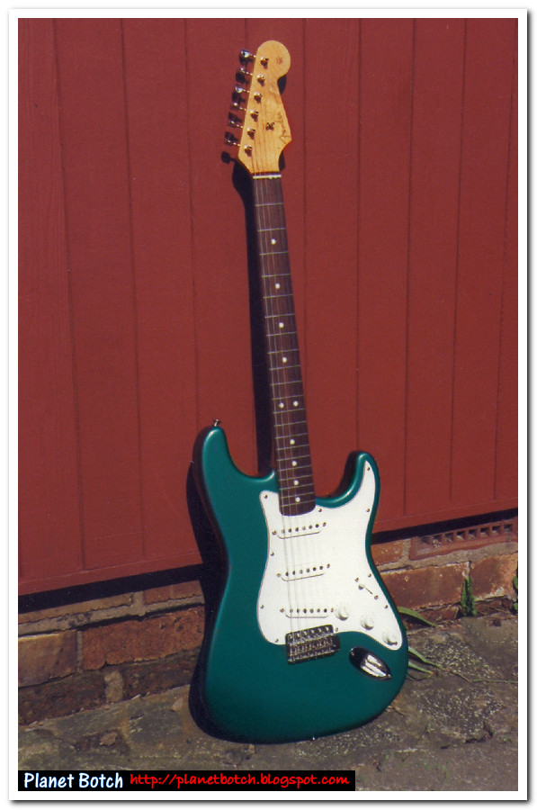 Fender USA '62 Stratocaster Reissue (Early '90s) | Planet Botch