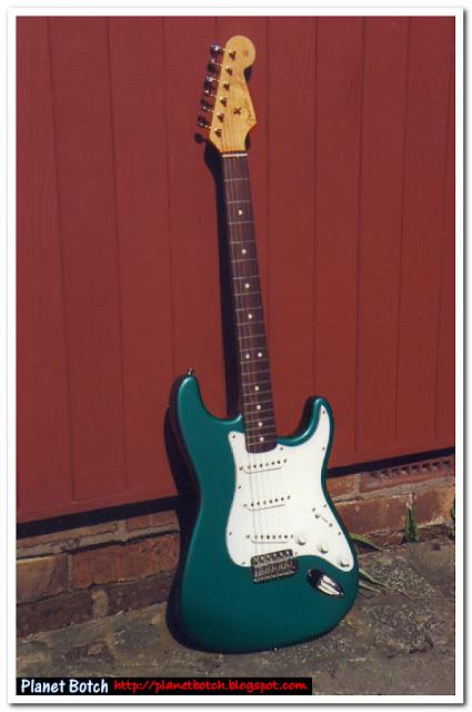 1990 Fender USA '62 Stratocaster Vintage Reissue