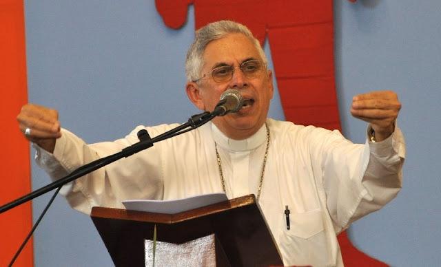 Obispo de SJM pide gran consenso y acuerdo para aprobación Ley de Partidos