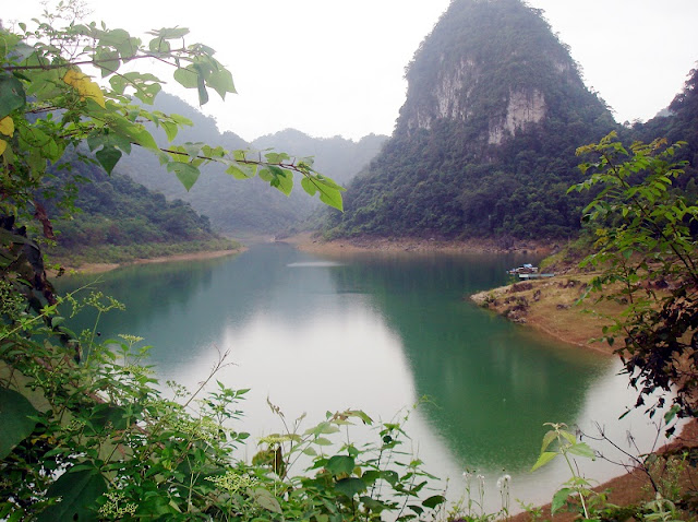 "Top 6 scenic ""Lake on the mountain"" beautiful in Vietnam 5"