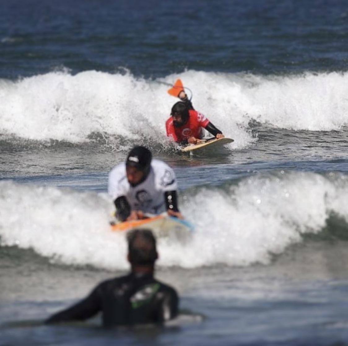 Quiero llegar al mundial de Surf-adaptado 2019 Me ayudas