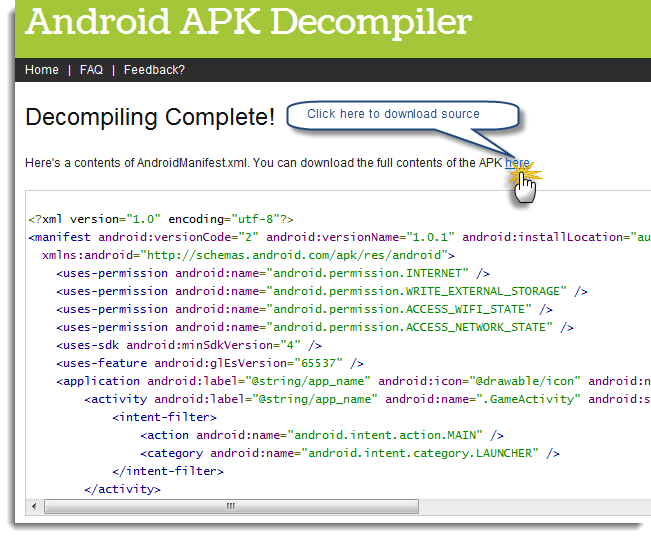 Apk Decompiler Download