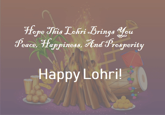 Best Lohri Wishes For Boyfriend