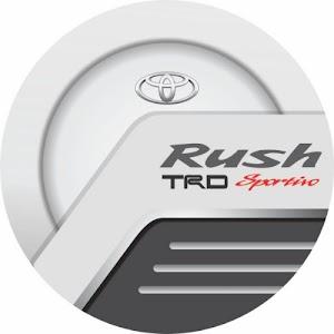 Cover Ban Toyota Rush Type Q