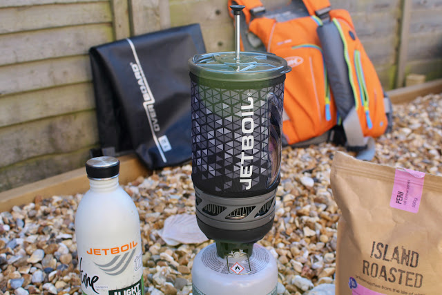Review - JetBoil Flash Stove and Java Coffee Set