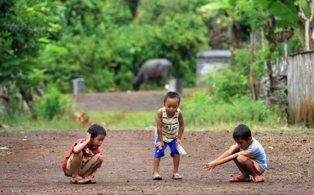 Berikan Hak Anak Bermain Karena Menentukan Masa Depannya