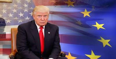ترامب والاتحاد الأوروبى
