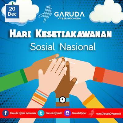 Download Free File PSD JPEG Desain Hari Kesetiakawanan Sosial Nasional