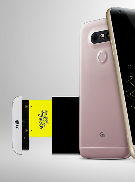 LG CAM Plus and Hi-Fi Plus modular expansion for LG G5 launched