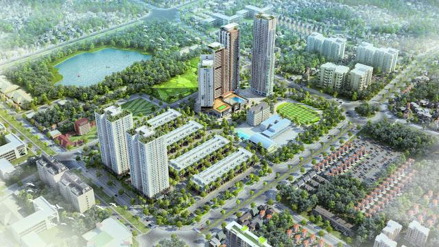 Chung cư Mon City Mỹ Đình