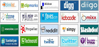 High DA Top best Dofollow Social Bookmarking Sites list 2019