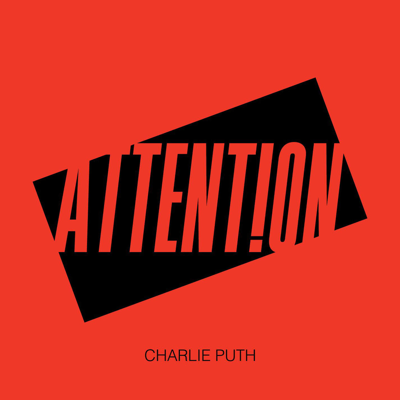 Charlie Puth - Attention - Single [iTunes Plus AAC M4A