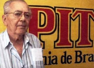 Morre, em Pernambuco, dono da cachaça Pitu aos 91 anos