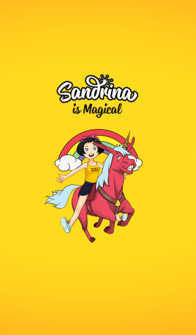 Sandrina is Magical