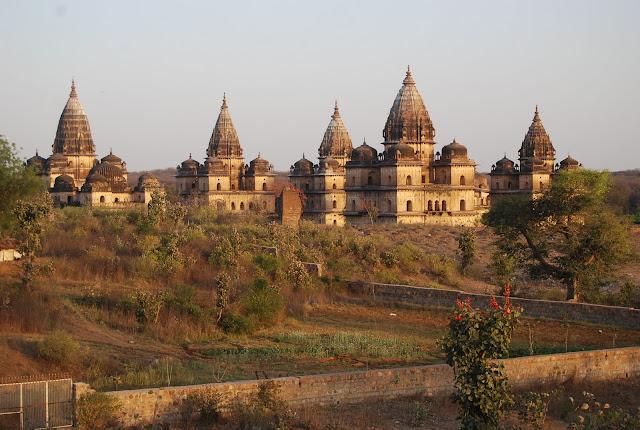 Chaturbhuj Temple in Madhya Pradesh