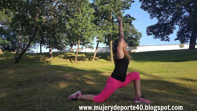 mujerydeporte40 yoga