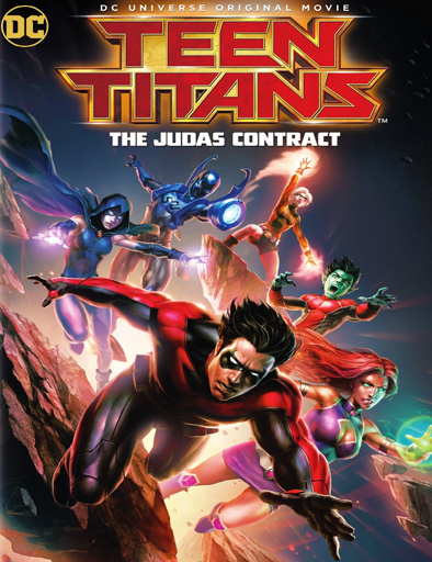 Ver Los Jóvenes Titanes: El contrato de Judas (2017) Online