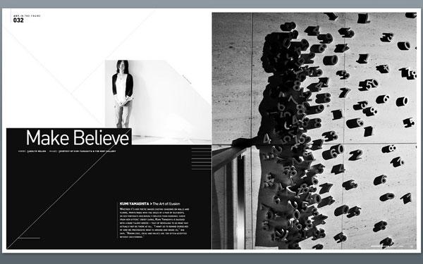 design context in design interesting magazine layouts. Black Bedroom Furniture Sets. Home Design Ideas