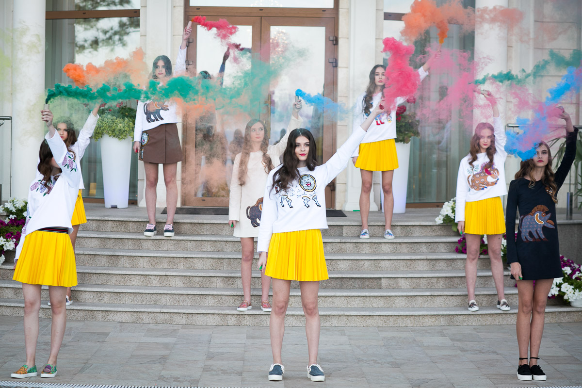 6-й Mercedes-Benz Odessa Fashion Days