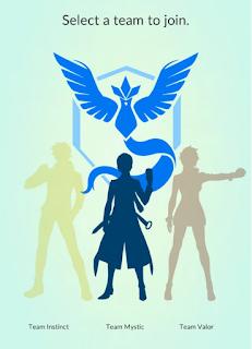 Tim Instinct, Mystic, Valor Manakah Yang Kamu Pilih?