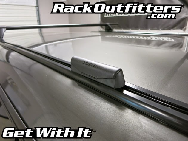 Rack Outfitters Yakima Control Tower Round Bar Base Roof